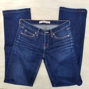 J Brand Jeans Straight Cut 877 in Ink Size 23